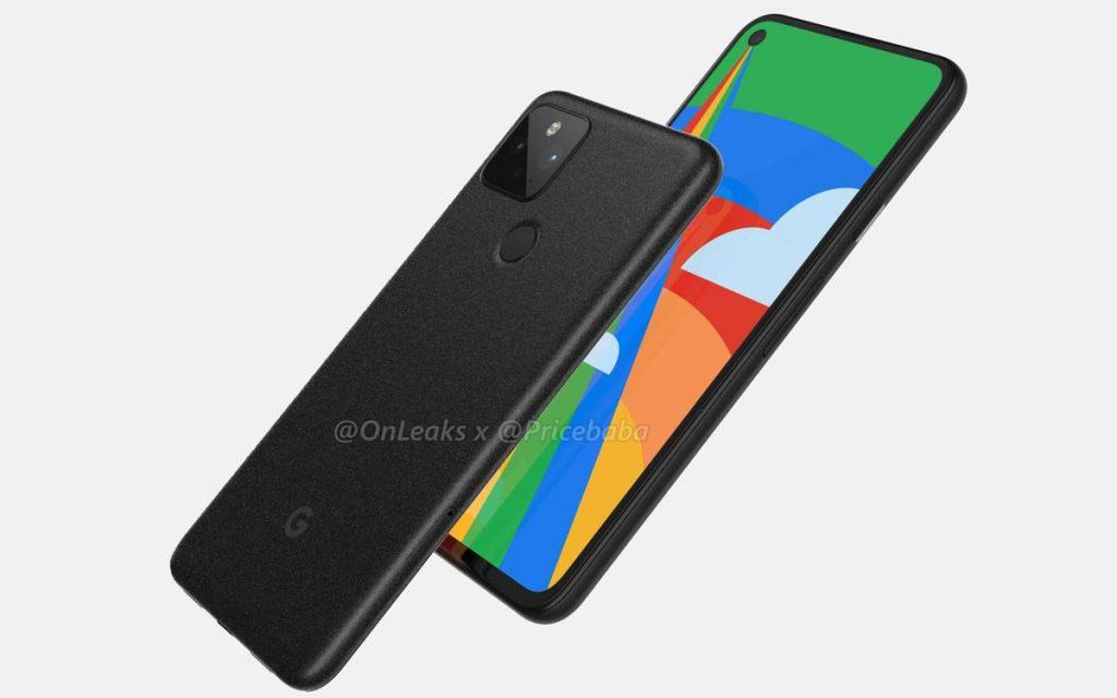 La date de lancement du Google Pixel 5 et Google Pixel 4a 5G