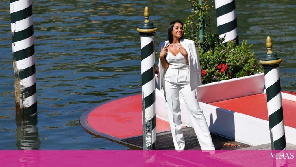 Georgina Rodriguez: Le premier festival de l'année!