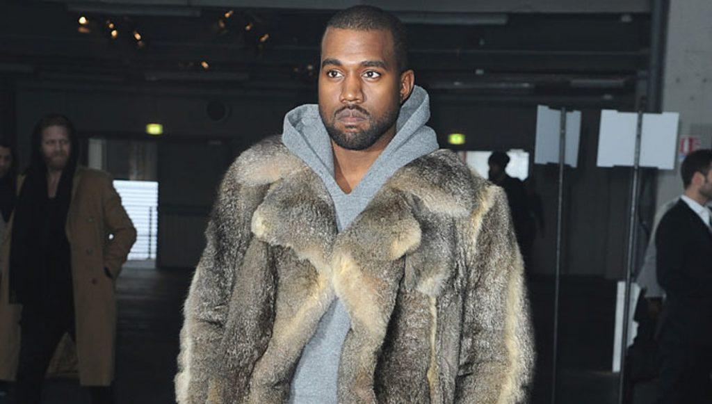 Kanye West en position de gréviste