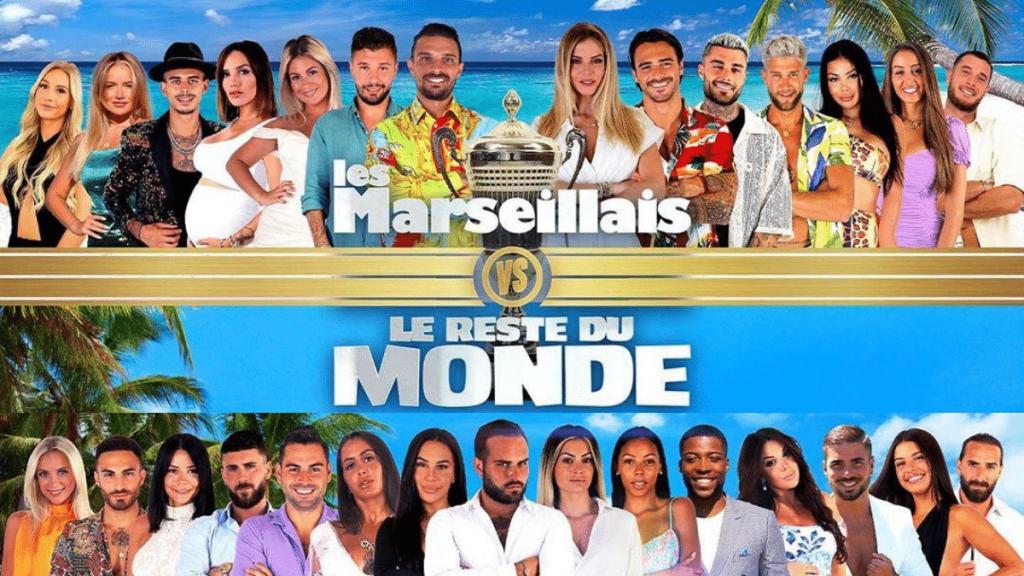 Les émissions de téléréalité française !