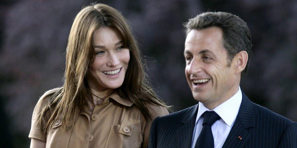 Carla Bruni infidèle : pourquoi a-t-elle changé avec Nicolas Sarkozy?