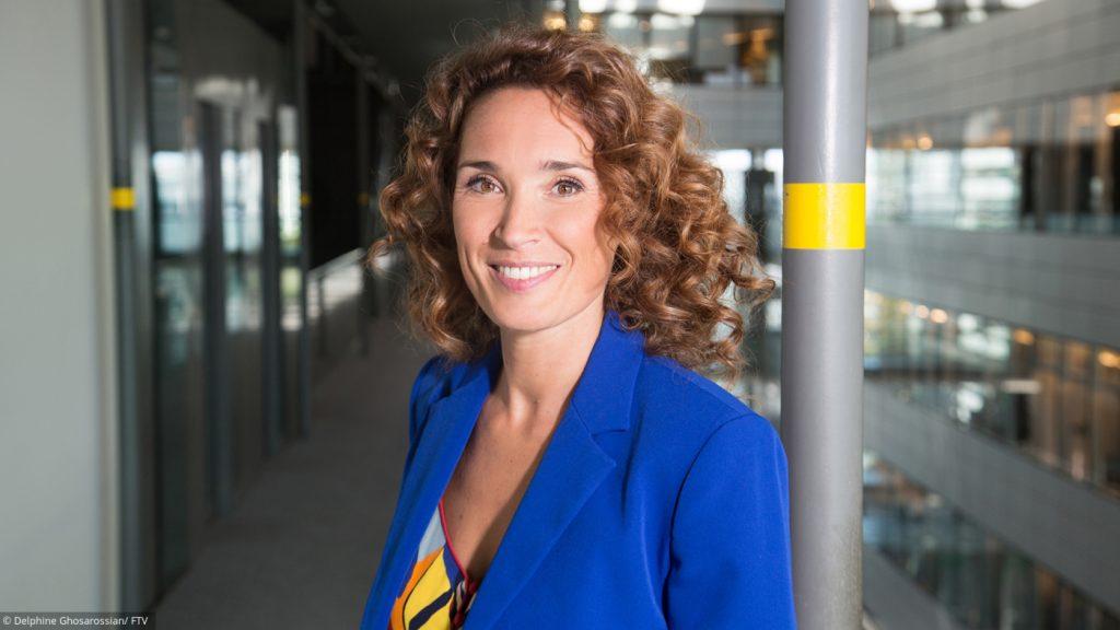 Marie-Sophie Lacarrau: réenclenche la guerre entre TF1 et France 2