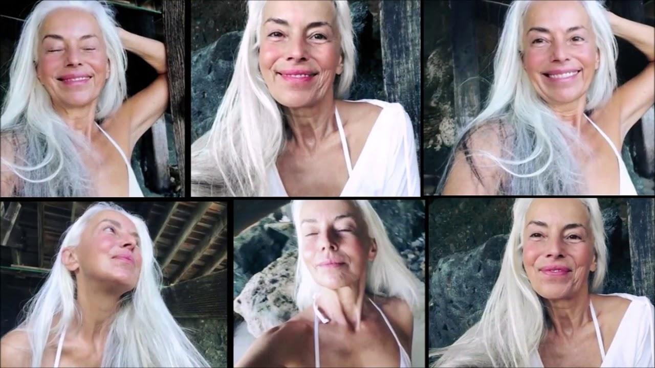 Mannequin à plus de 60 ans, Yazemeenah Rossi affole la toile