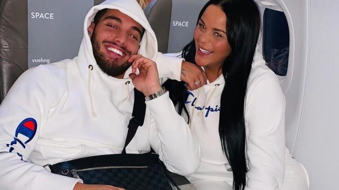 Sarah Fraisou et Ahmed