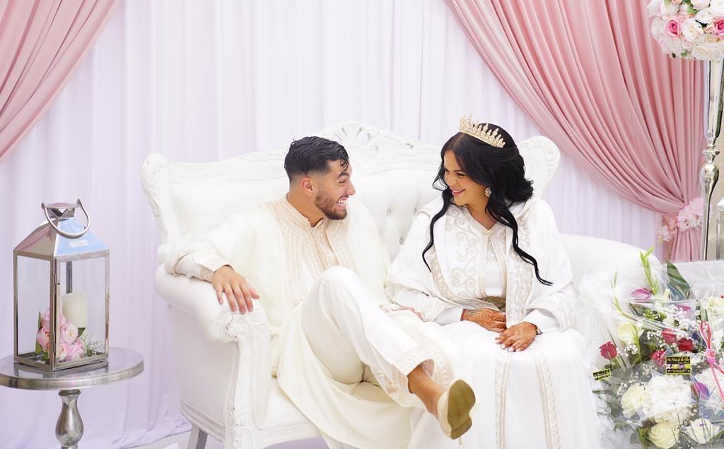 Mariage de Sarah et Ahmed