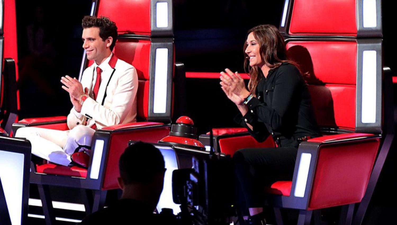 Zazie et Mika de retour pour le 10 ans de The Voice