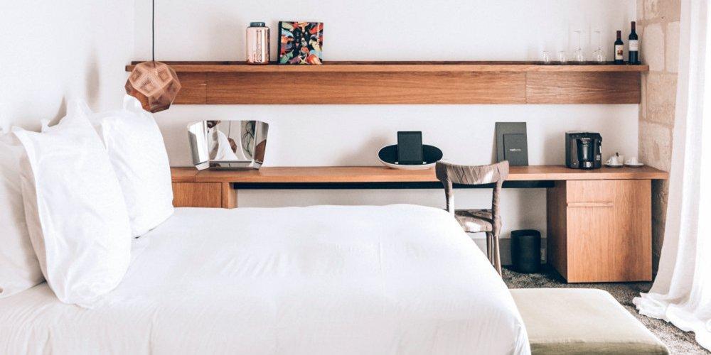 Chambre: des idées pour optimiser son espace