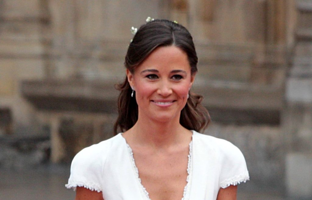 Kate Middleton n'était pas la demoiselle d'honneur de sa sœur?