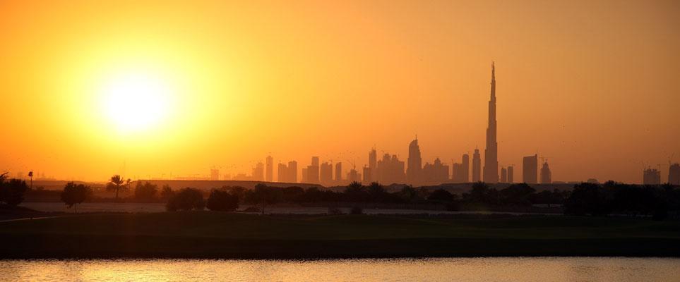 Un climat formidable au UAE