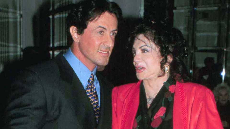 Sylvester Stallone en deuil : sa mère Jackie est décédée à l'âge de 98 ans