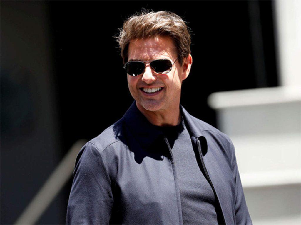 Tom Cruise plus près des étoiles
