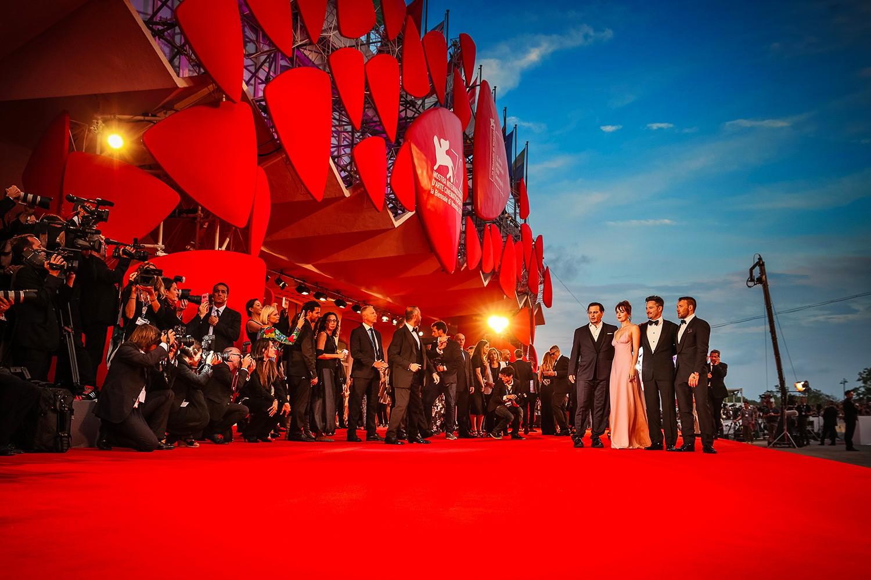 Red carpet du festival