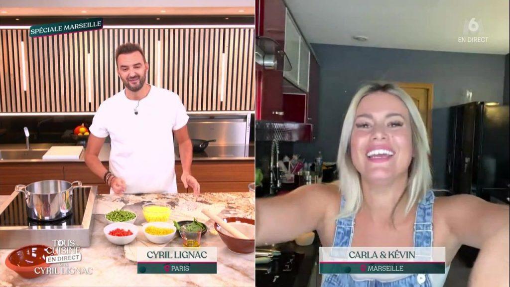Des stars de télé-réalité dans une émission de cuisine ?