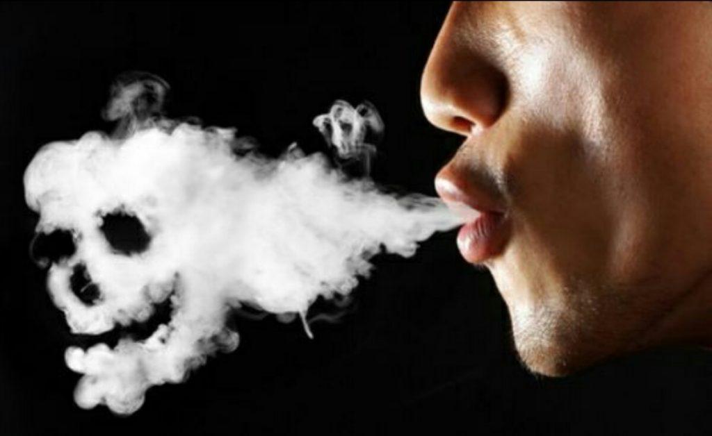 Fumée de cigarettes