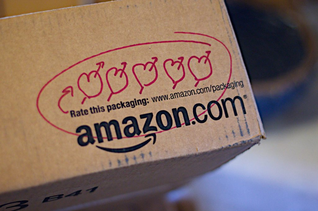 E-commerce, Amazon