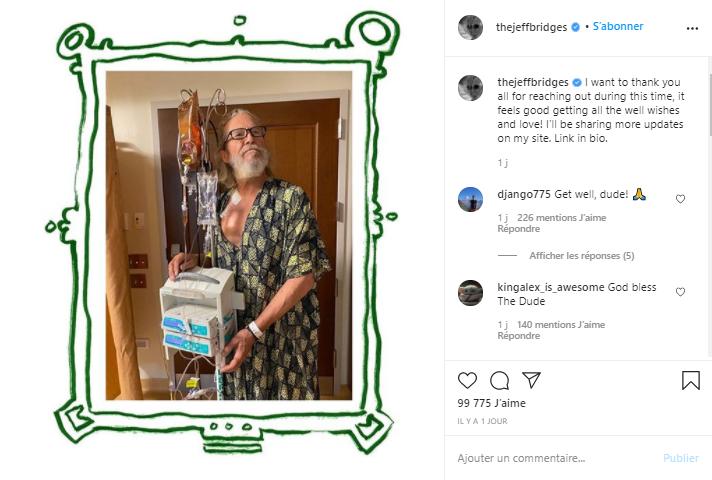 Jeff Bridges :Pour le meilleur et pour le pire