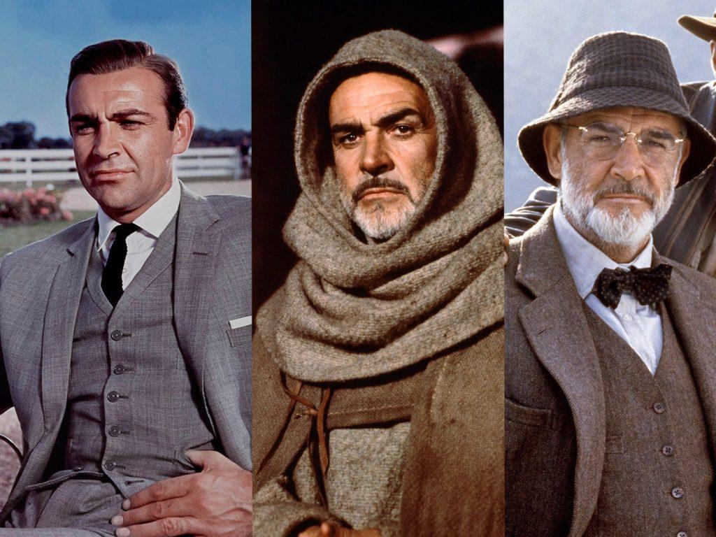 Sean Connery est mort.