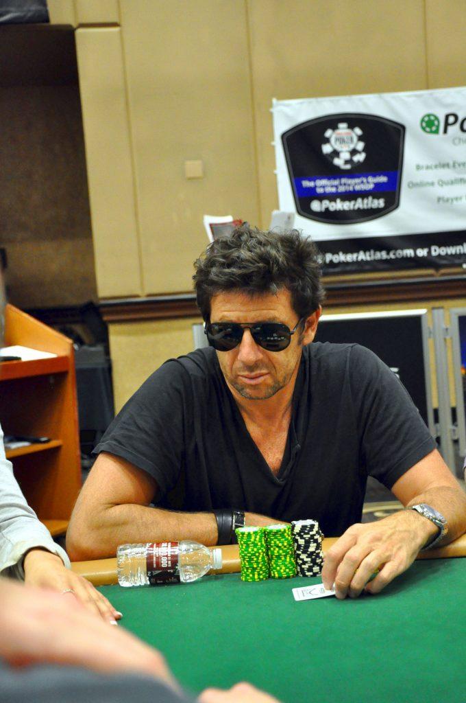 Patrick Bruel : très doué au Poker