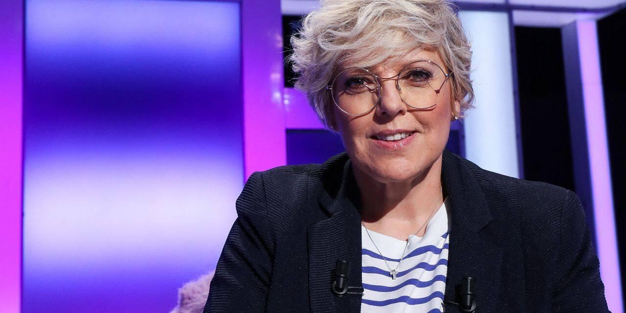 Laurence Boccolini son coup de gueule déplait à TF1