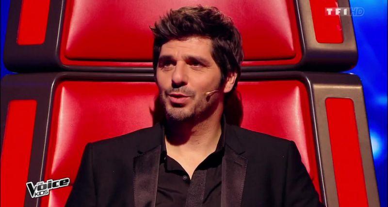 Patrick Fiori, enfin dans The Voice !