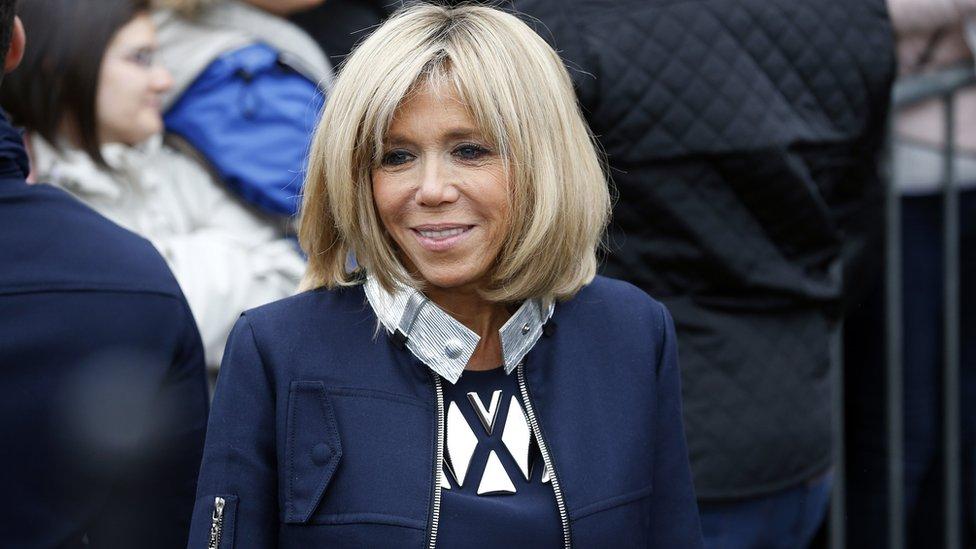 Brigitte Macron : L'épouse du président français positive au covid-19 ?