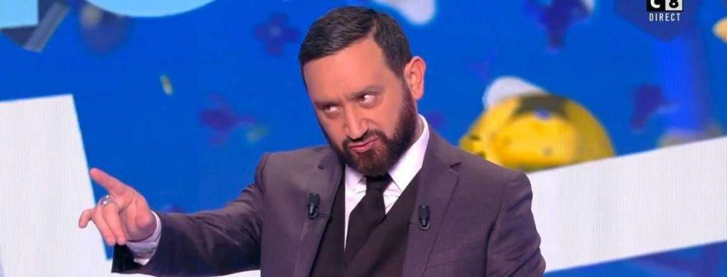 Cyril Hanouna fou de rage