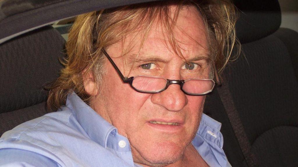 Coup de gueule de Gérard Depardieu