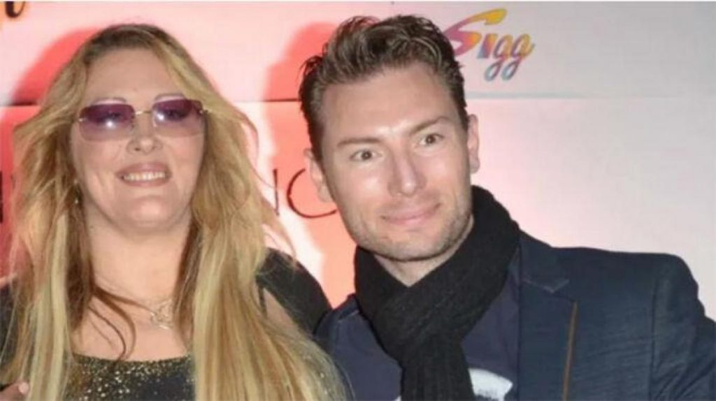 Loana et Fred Cauvin