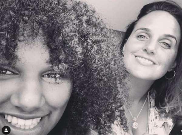 Omar Sy : Sabah sa belle fille fête ses 17 ans, elle lui ressemble !