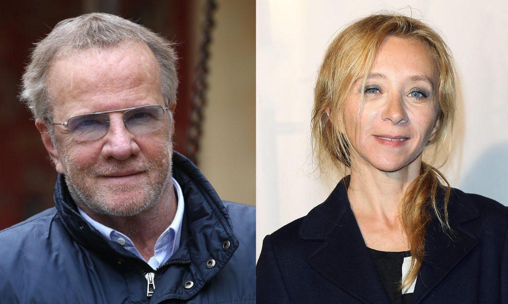 Christophe Lambert et Sylvie Testud