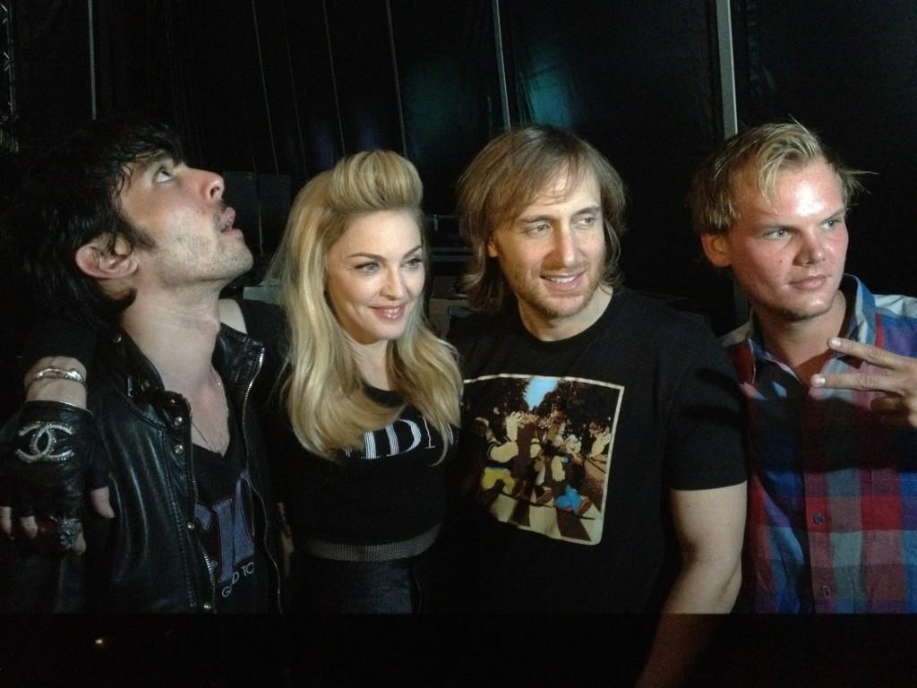 David Guetta : Madonna refuse de collaborer avec le célèbre DJ !