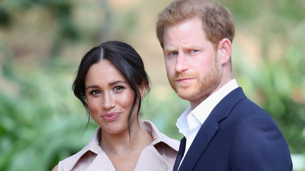 La duchesse et Harry