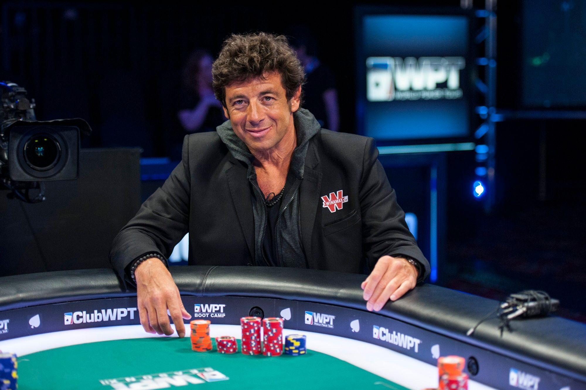 Patrick Bruel au Poker Face