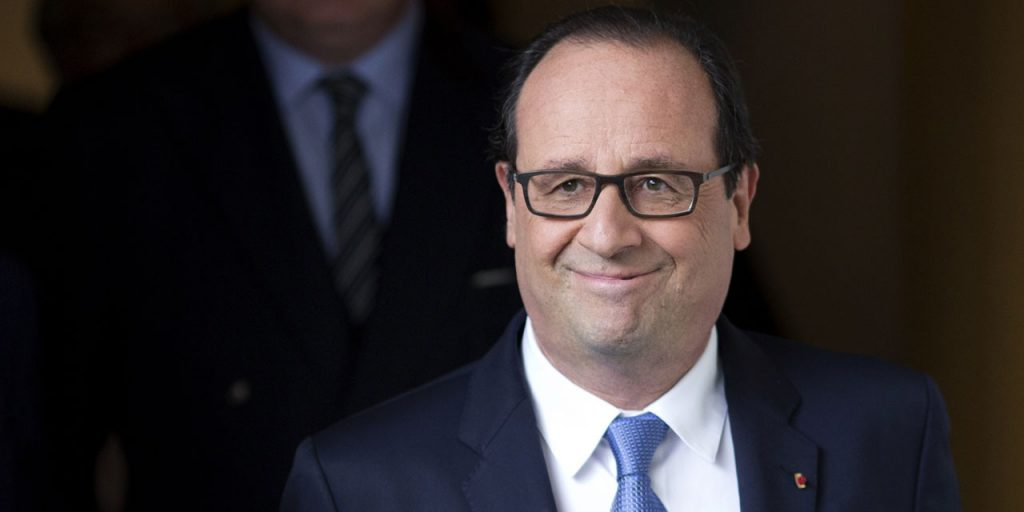 La révolte de François Hollande !