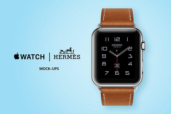 Hermès présente son Apple Watch Series 6