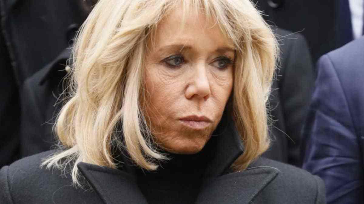 Brigitte Macron testée positive