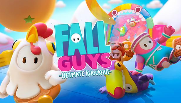 jeu vidéo Fall Guys