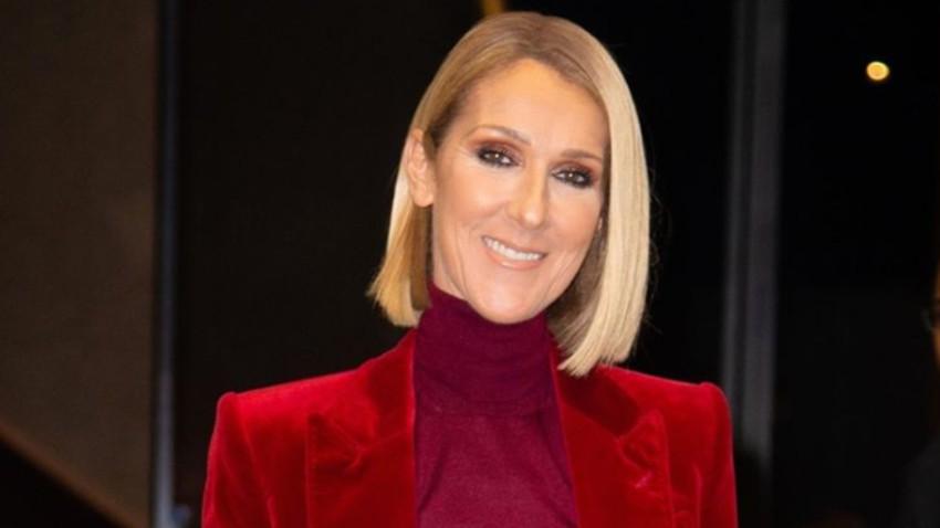 Nouvelle coiffure pour Céline Dion
