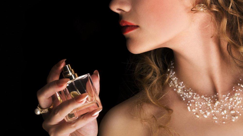 Parfums hiver