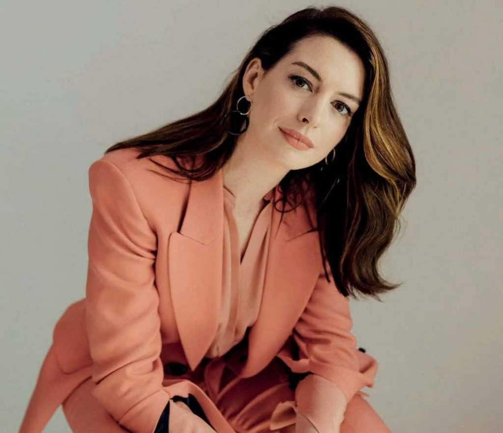 Anne Hathaway : révèle le nom de son magnifique bébé !