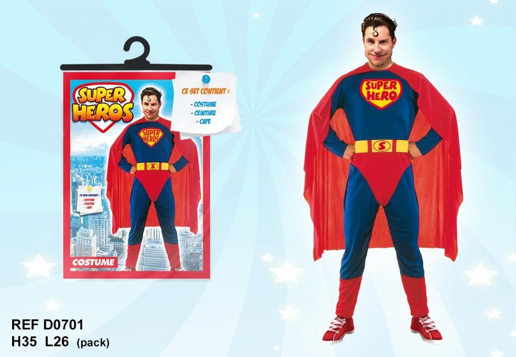 """Les déguisements """"Superhéros"""" indémodables pour Halloween"""