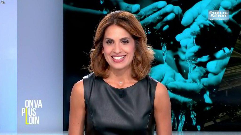 Sonia Mabrouk : Qui est son amoureux, le chef Guy Savoy ?