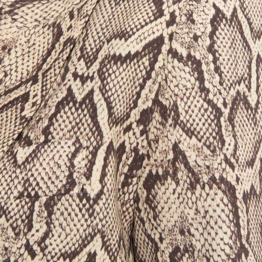 Fashion 2020 : L'imprimé Python