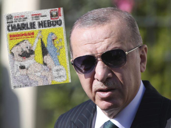La nouvelle 'Une' de Charlie Hebdo qui fait scandale !