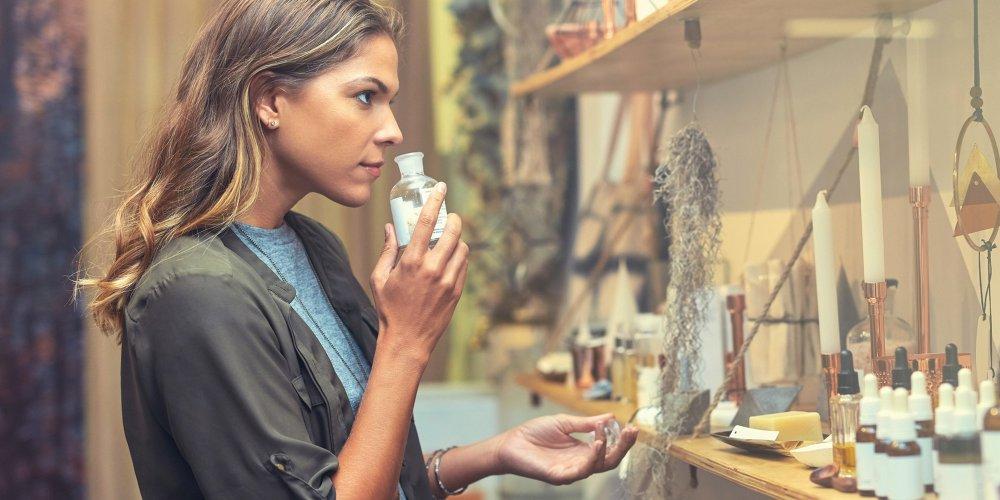 Préparation de parfums