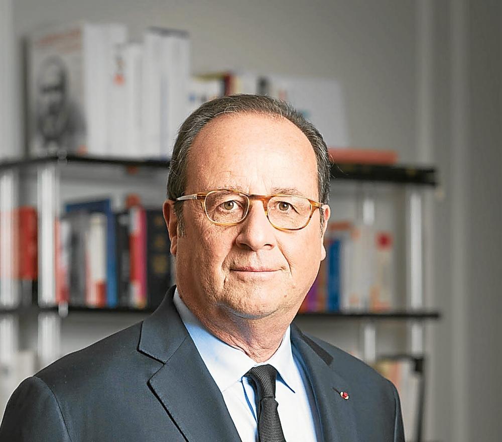 François Hollande s'occupe de Gerald Darmanin, « un bazar de confusion»
