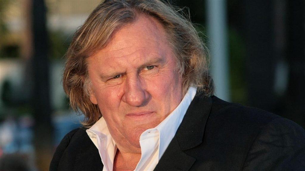 Gérard Depardieu revient sur le devant de la scène