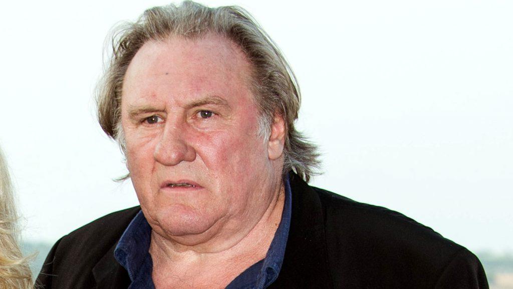 Gerard Depardieu monstre sacré du cinéma Français