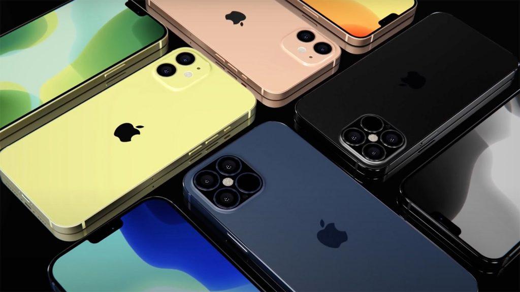 Iphone 12 : Le nouveau téléphone est dévoilé sur la keynote Apple !