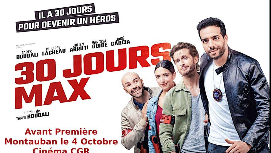 """Tarek Boudali : flic incontrôlable face à José Garcia dans """"30 Jours Max"""""""